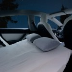 Tescamp Car Camping Mattress Memory Foam For Model 3 Y Foldable In Sub Tescamp