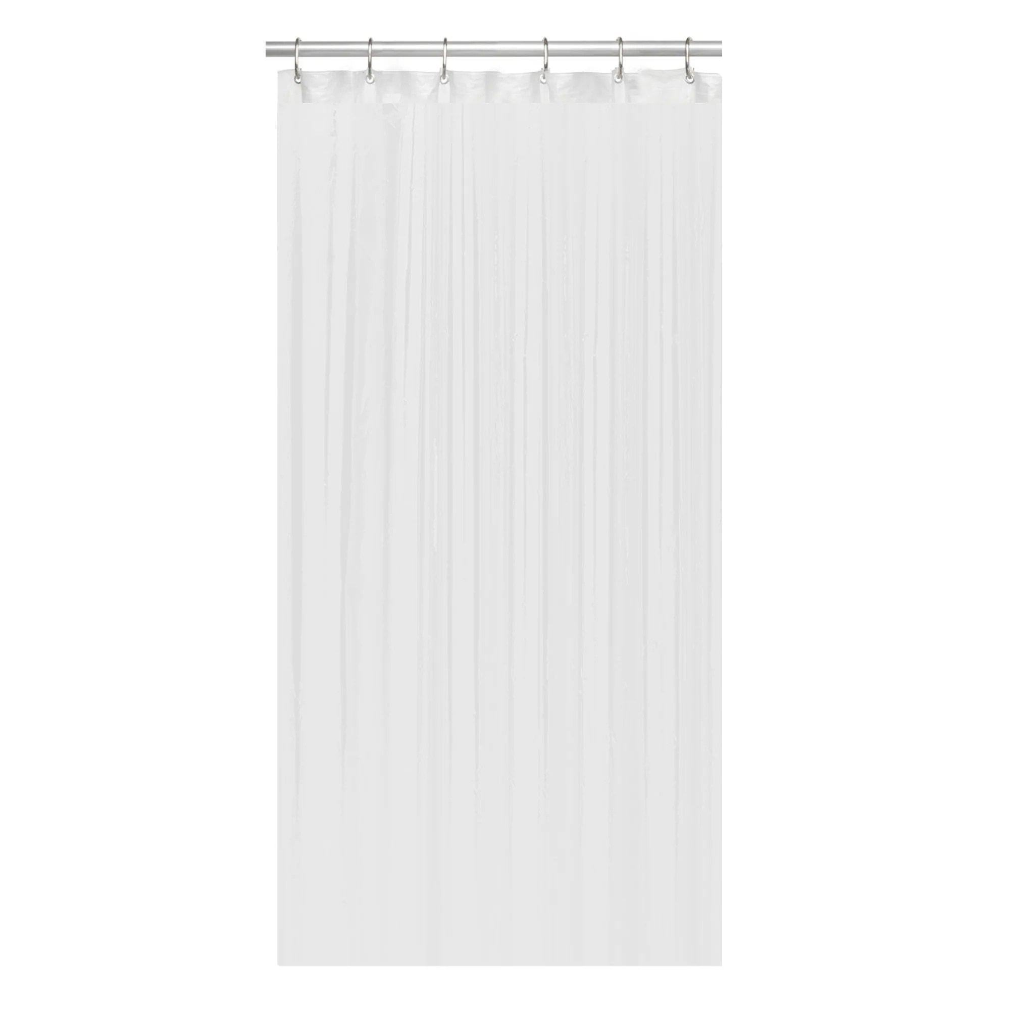 100gsm fabric shower curtain
