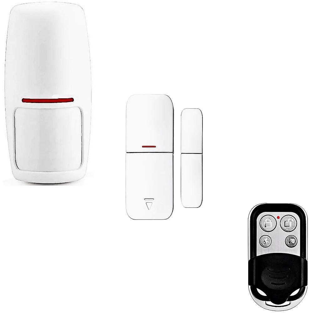 Intelligent Security Alarm System G3 800