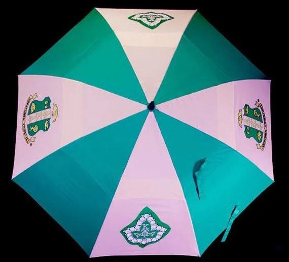 Alpha Kappa Alpha Umbrella Large Golf Its A Black
