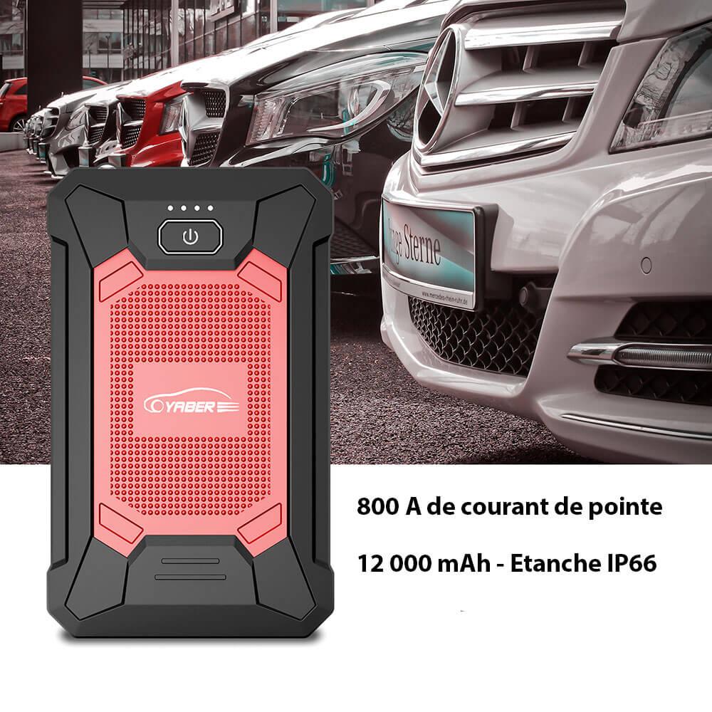 Magic Booster Booster De Demarrage Batterie Voiture Professionnel