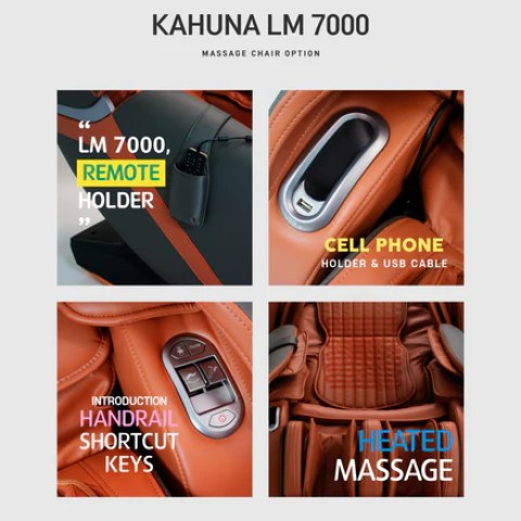 KAHUNA LM-7000 FEATURES