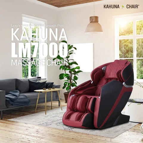 KAHUNA LM-7000 RED