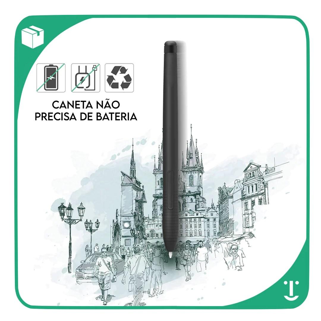 caenta daMesa Digitalizadora Profissional : GAOMON S620