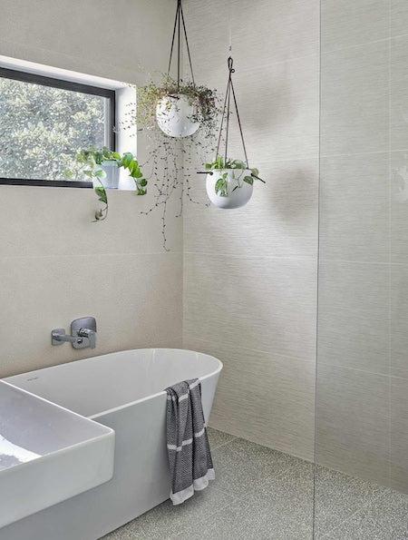 12 grey bathroom tile ideas with huge