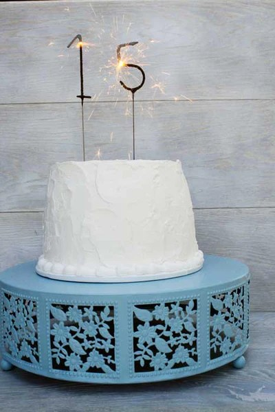 15th Birthday Quinceanera Sparklers Wedding Sparkler Store