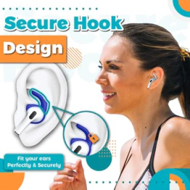 Anti-Slip Earbuds Cover