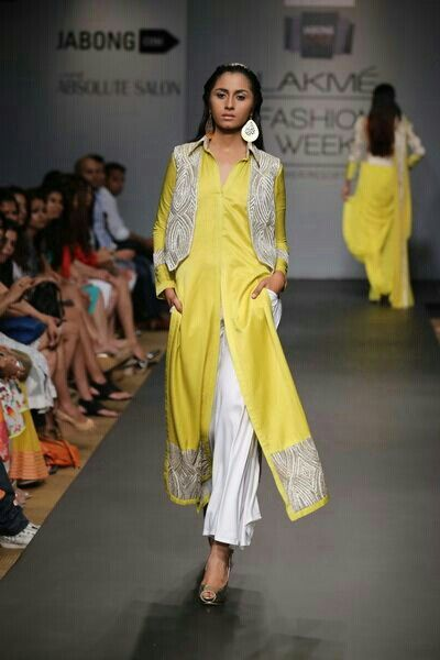 7 Indo Western Kurtis Inspirations For Evening Wear