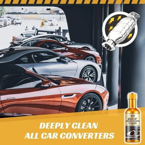 instant car exhaust handy cleaner