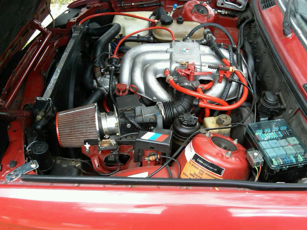 HPSI Silicone Vacuum Hose Kit  BMW 325ees E30 (19841991