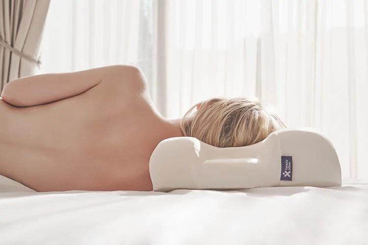 beauty pillow anti aging pillow