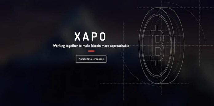 Design case study example: Xapo