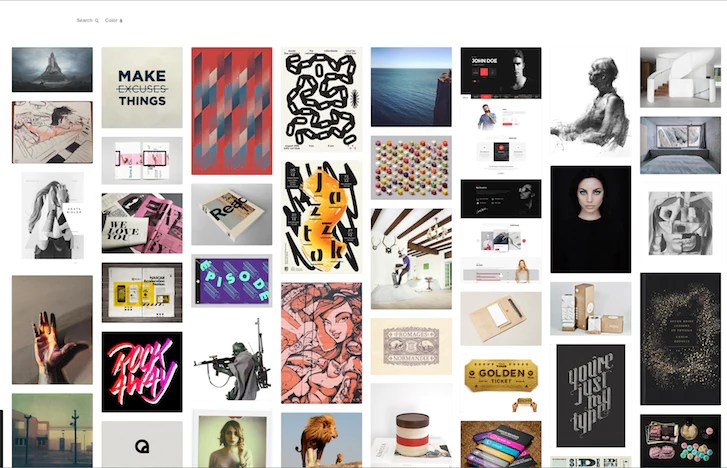 10 Places To Find Design Inspiration Online