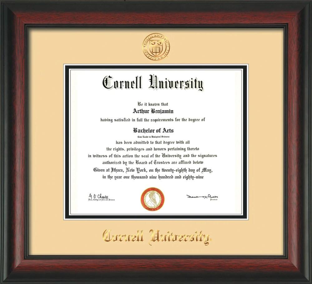 Beautiful University Of Phoenix Diploma Frame Frieze - Framed Art ...