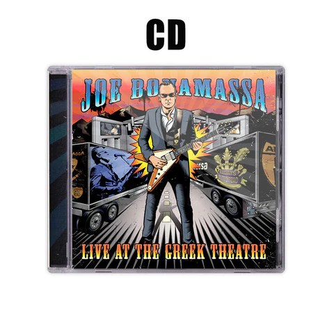 Live at the Greek Theatre Ultimate CD/Blu-ray Package ***PRE-ORDER***