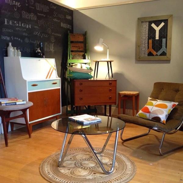 Nina's Apartment mid century vintage furniture shop