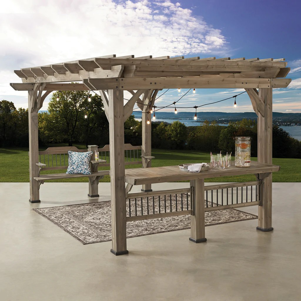 - Leisure Time Products Pergola