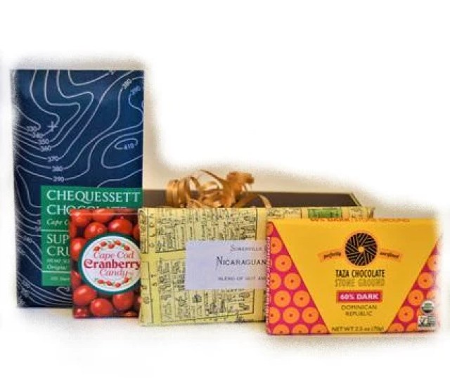 Bostons Craft And Local Chocolate Collection