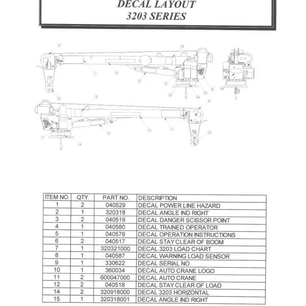 auto crane 6006 wiring diagram   30 wiring diagram images