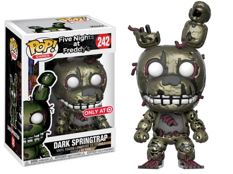 Coming Soon Five Nights At Freddys Exclusives Funko