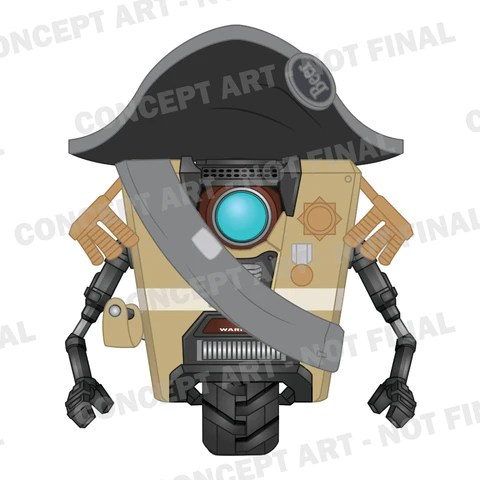 #borderlands #claptrap #funko #pop #toy fair 2017