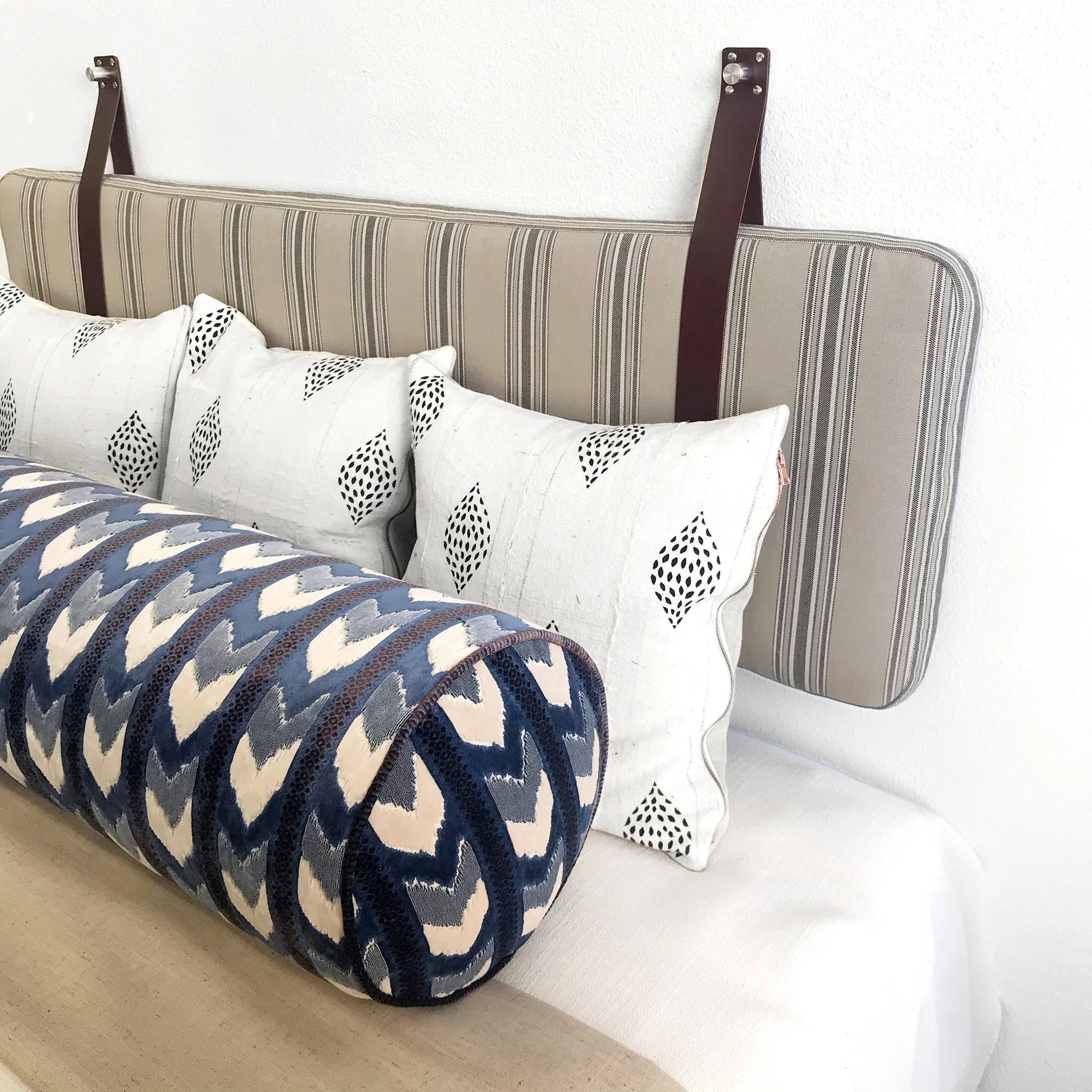 bolster pillows norwegian wood