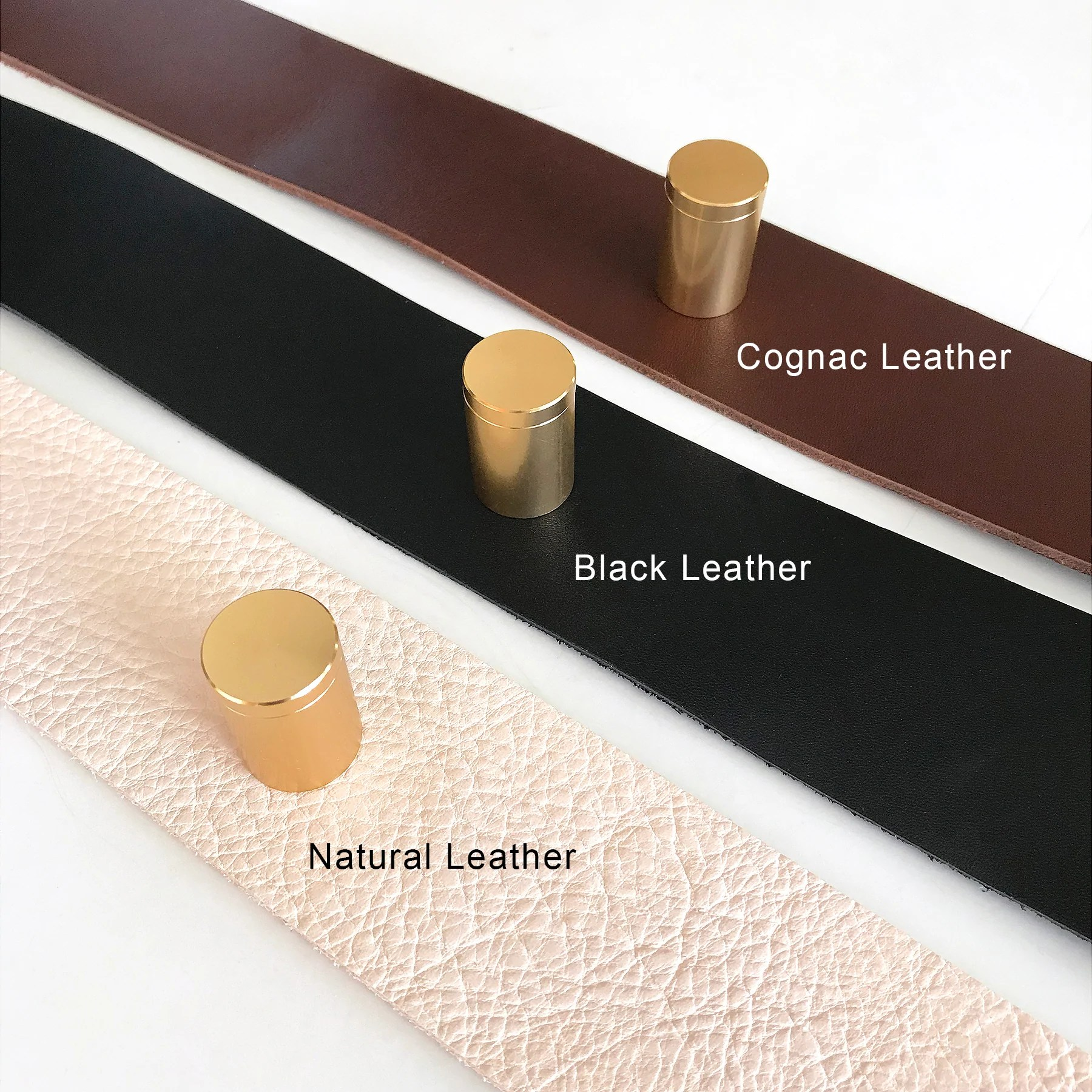 Cognac Leather Straps for Wall Hung Headboards - STRAPS ... on Cognac Leather Headboard  id=41046