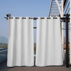 waterproof drapes outdoor curtain