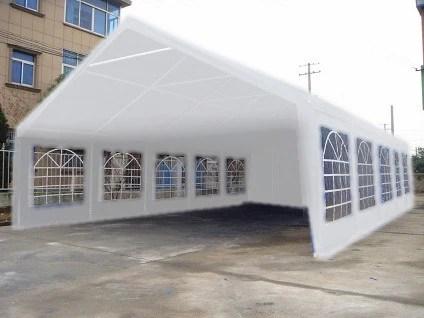 20 X 40 Ft Outdoor Wedding Party Tent Gazebo Carport Shelter Garage San Diego Factory Direct
