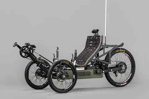 Horizon (Off-Road) | Pedal + Electric (L)