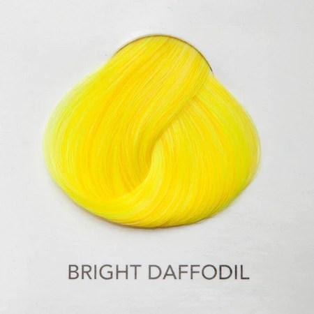 directions bright daffodil hair dye ramriot
