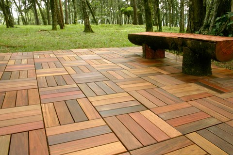 top 7 cheapest patio flooring to choose from