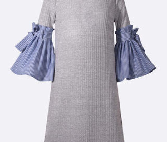 Sweater Dress For Girls Girls Sweater Dress Tween Dress Winter Bell Sleeves