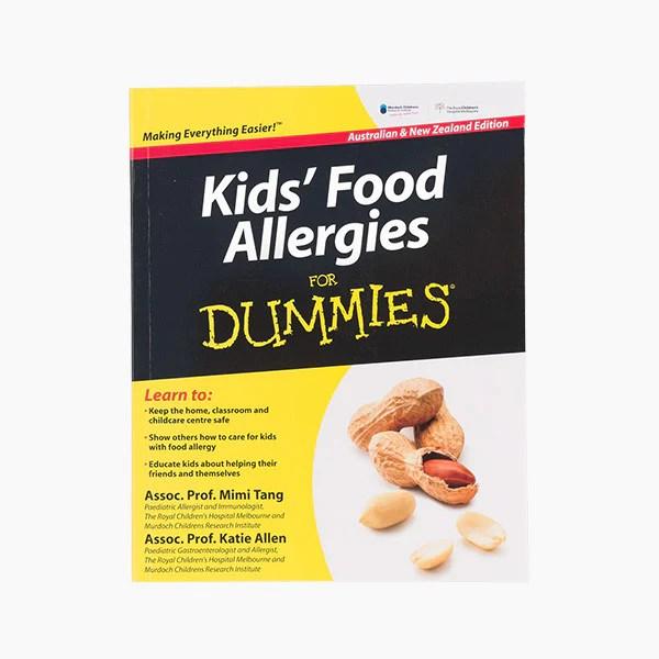 Kids' Food Allergies for Dummies - Mimi Tang & Katie Allen ...