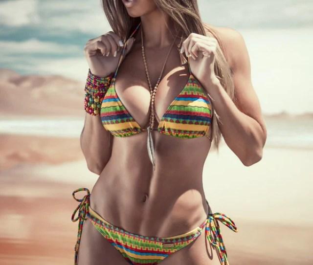 El Sol Bikini Bad Girl Fitness