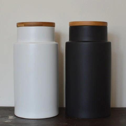Big Dry Goods Containers Tea Coffee Rice Pasta Tidy