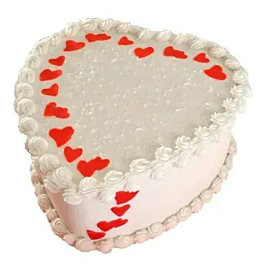 You can do it at home. Lovely Heart Shape Cake Chocolate Order Your Cakes