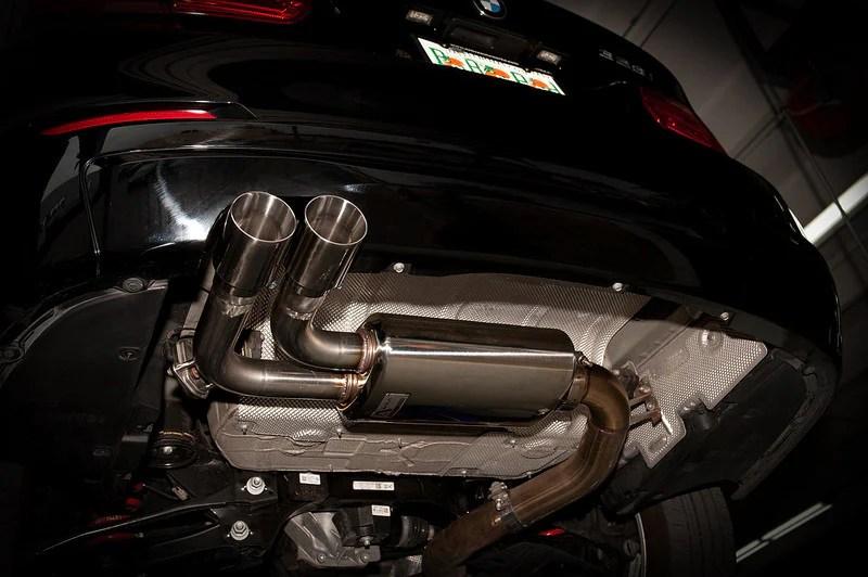 active autowerke bmw f22 f30 f32 228i 328i 428 signature exhaust
