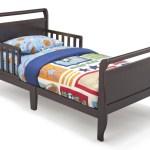 Contemporary Toddler Bed Delta Children