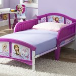 Frozen Toddler Bed Delta Children