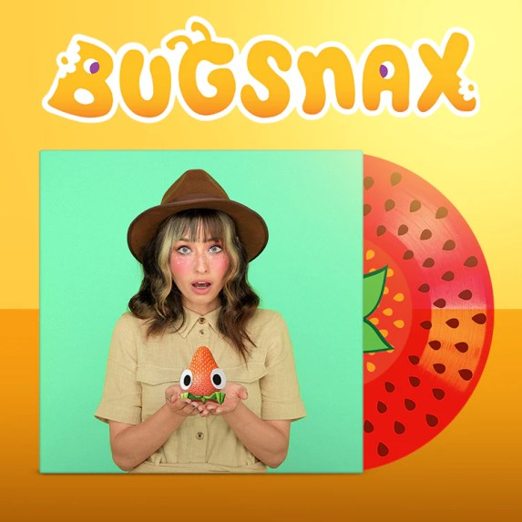 web_feature2_BS_7inVinyl Of Course You Can Get the Bugsnax Theme Song on Vinyl Now | IGN