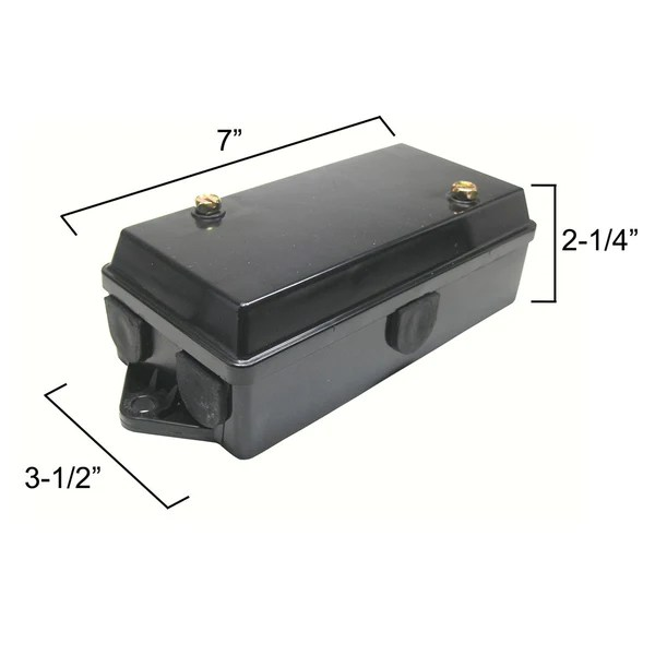Trailer Wiring Junction Box – wwwOrderTrailerParts