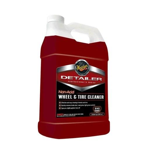 Meguiars Detailer Non Acid Wheel Amp Tire Cleaner 128 Oz