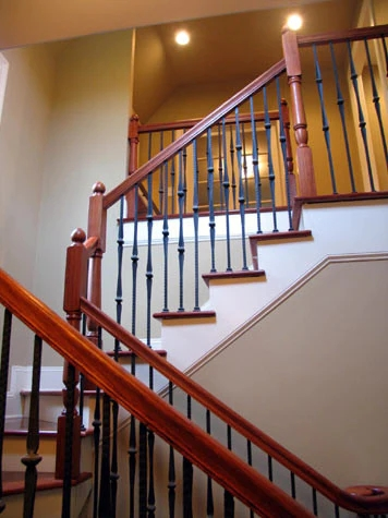 Create An Interesting And Dynamic Staircase With Wrought Iron | Wrought Iron Balustrades And Handrails | Metal | Wrought Ironwork | Design | Mild Steel | Cast Iron