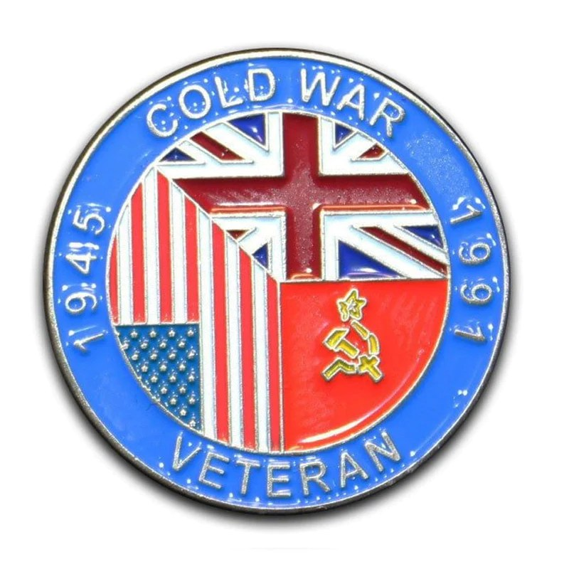 Cold War Veteran Lapel Badge – Empire Medals