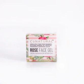 Rose Face Gel