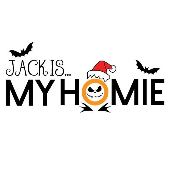 Jack Is...My HOMIE Kid Raglan – NBT Threads™