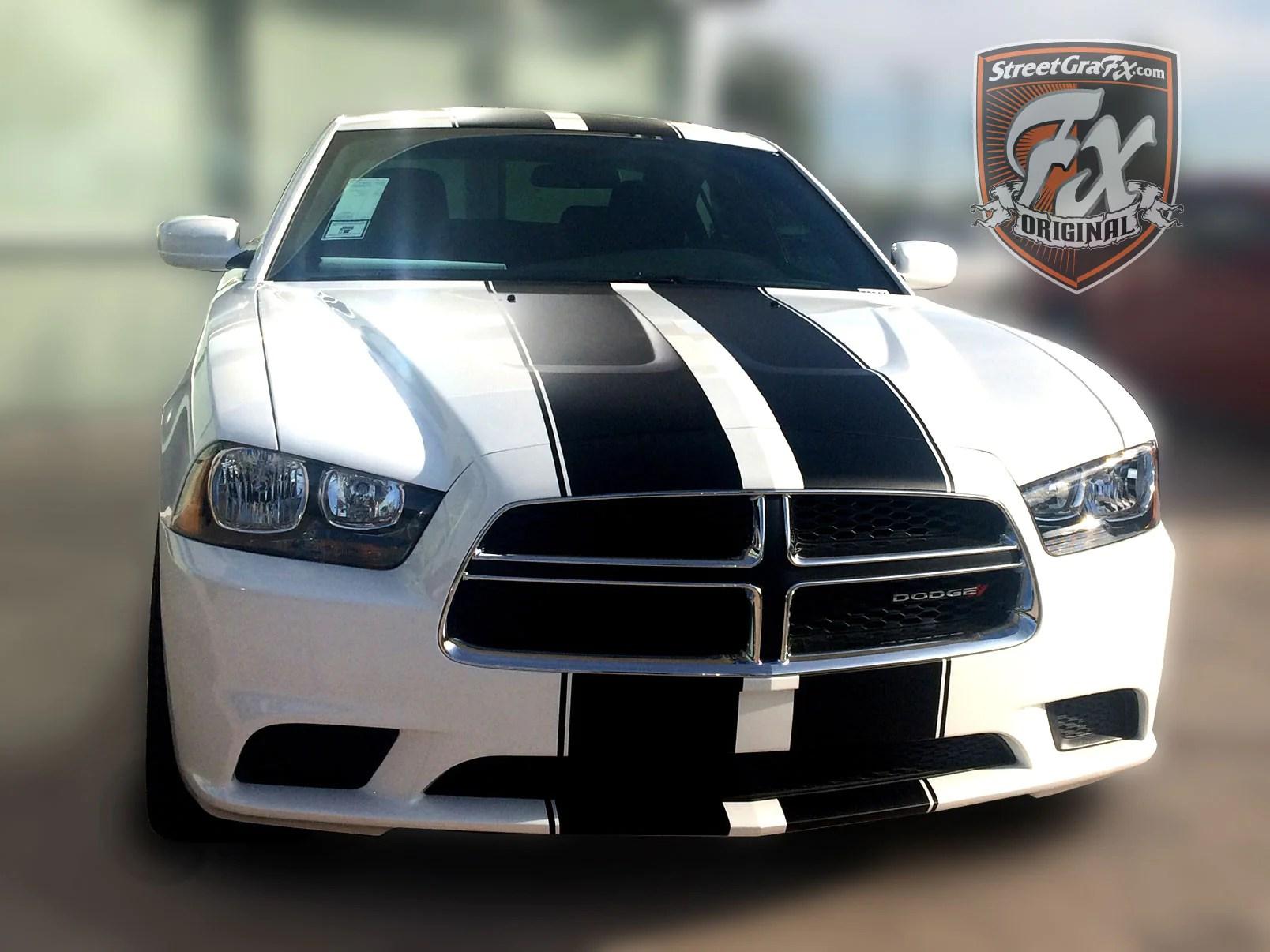 Challenger Dodge 2014 Chart Color