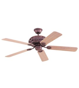 Ceiling Fans   Accessories      Quality Discount Lighting Craftmade Ellington GD52CS Grandeur Collection Ceiling Fan in Copperstone  Finish   Quality Discount Lighting