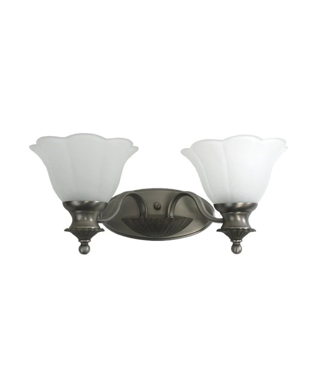 Kichler Lighting S5916 TGP Two Light Bath Wall Sconce in ... on Discount Wall Sconces id=42027